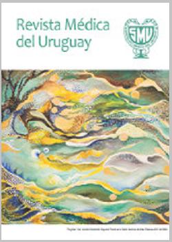 Tapa de la Revista Médica del Uruguay